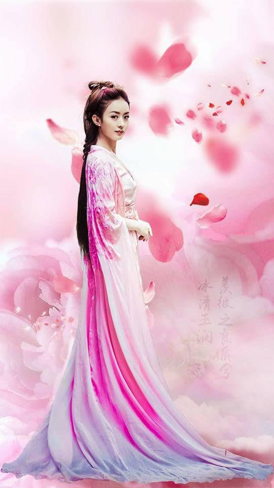 PA_ChuQiao_PinkOutfit